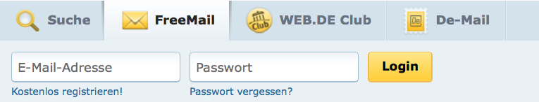 Web.De Login Club
