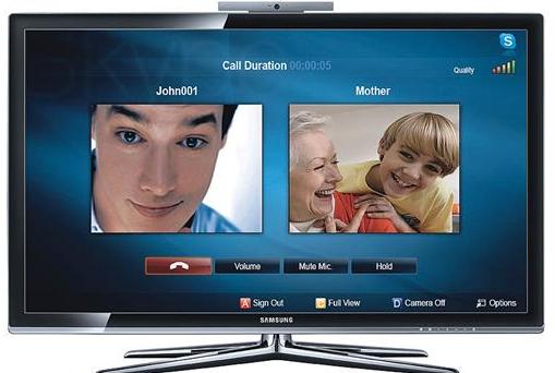Skype Login SmartTV